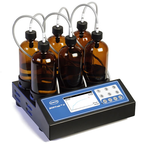 New Bodtrak Ii From Hach For Biochemical Oxygen Demand