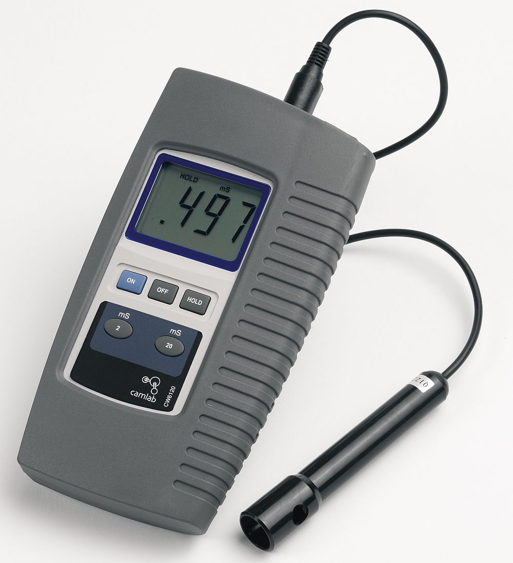 Water Resistivity Meter : Does the cw conductivity meter have temp compensation